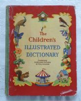 zz The Children's Illustrated Dictionary - A. A. Nash (c.1950) - vintage educational book (SOLD)